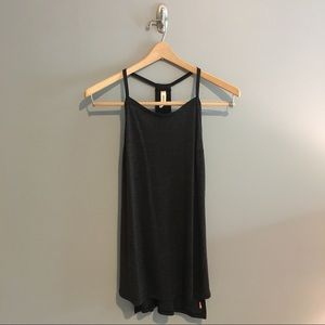 Lucy Loose-Fit Dark Gray Tank | Great Condition